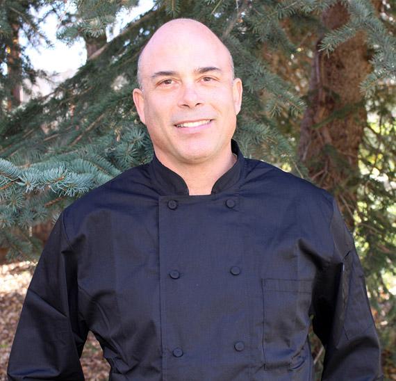 Aspen chef Drew Christianson