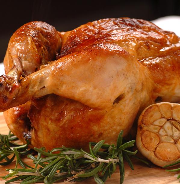 poultry menu