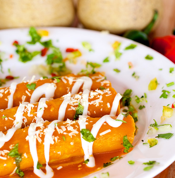 mexican catered foods